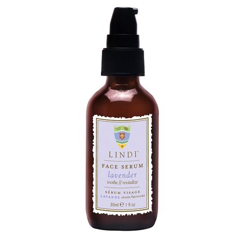 Lindi, Lavender Face Serum, Allwoman