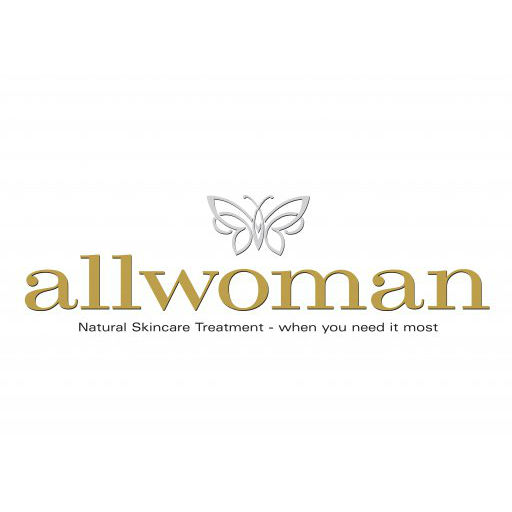 Allwoman Logo   Natural Skincare Products   Wellbeing gifts  