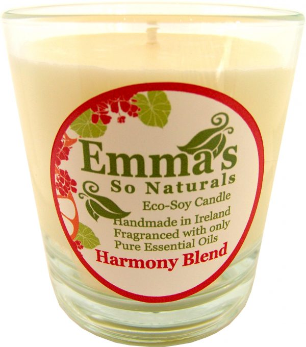 Essential OIls | Emma's So Naturals - Harmony Tumbler Glass