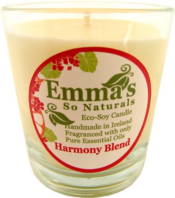 Essential OIls | Emma's So Naturals - Harmony Tumbler Glass