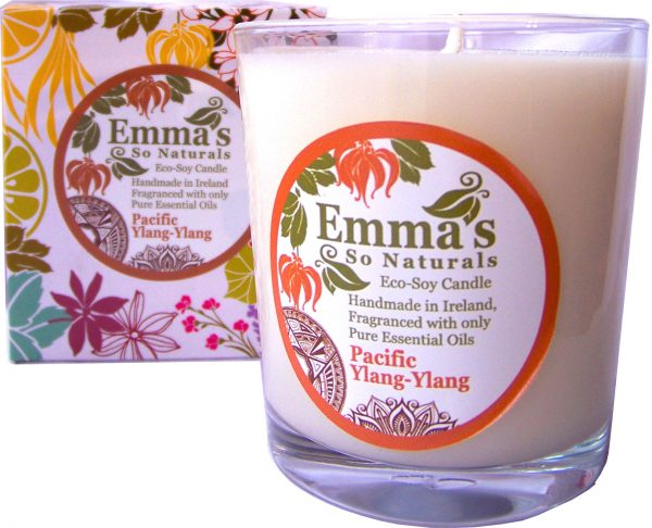Pure essential oils | Emma's So Naturals - Pacific Ylang-Ylang Tumbler & Box