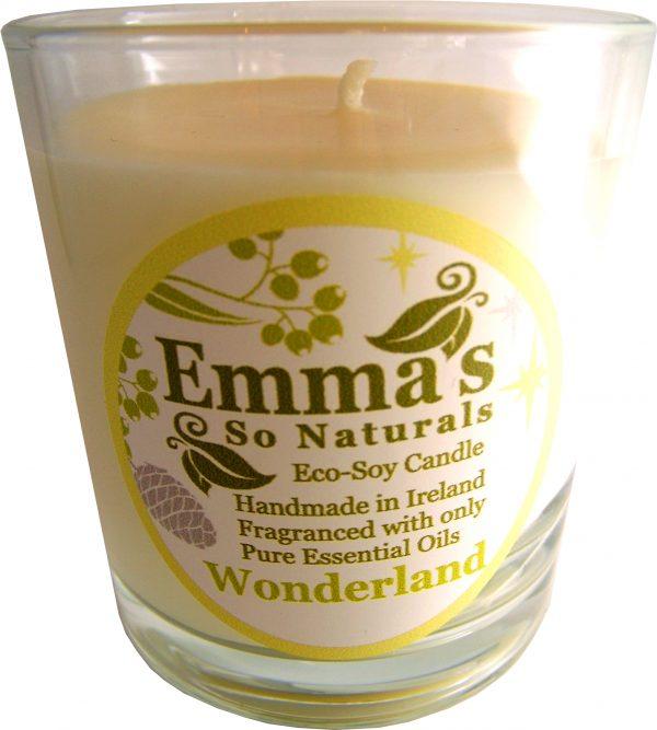 Emma's So Naturals - Wonderland Glass Tumbler