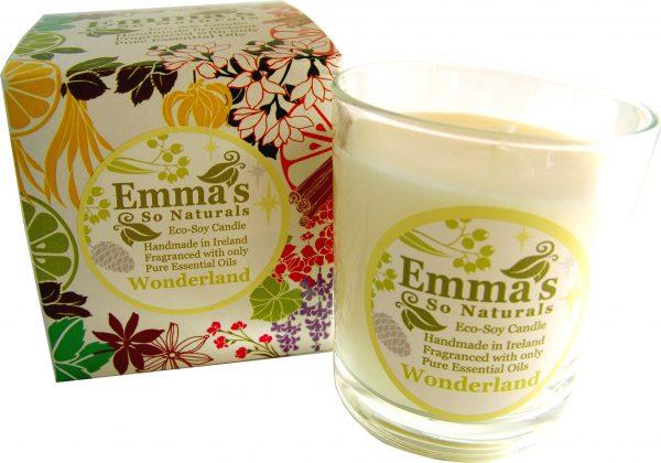 Emma's So Naturals - Wonderland Glass Tumbler & Box