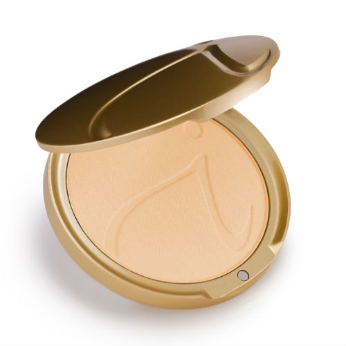 pressed powder - Golden Glow