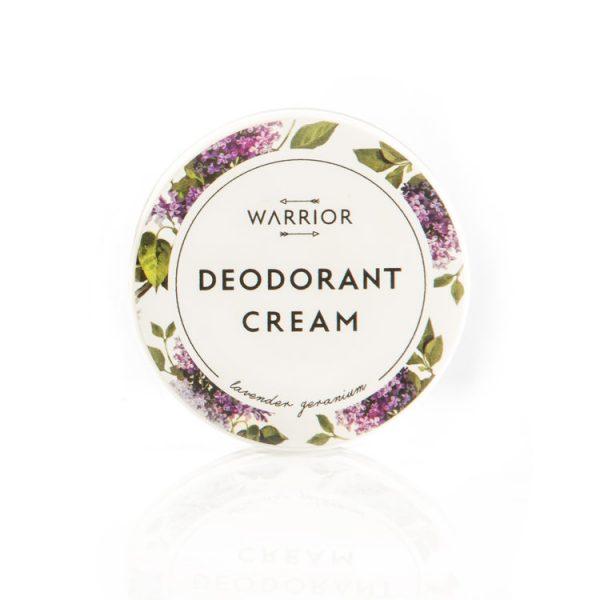 Warrior Lavender Deodorant Cream