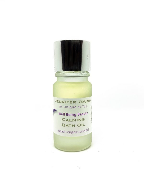 Jennifer Young, Allwoman, Defiant Beauty, Calming Bath Oil,