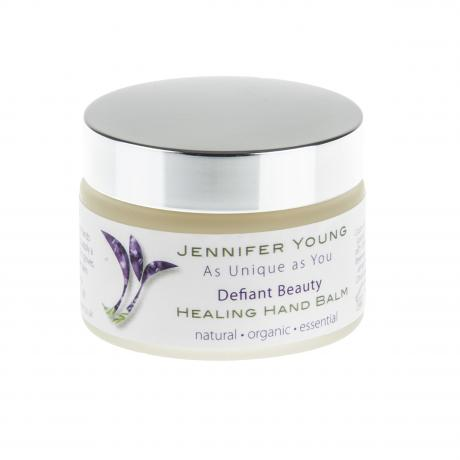 Jennifer Young, Defiant Beauty, Healing Hand Balm, Allwoman,