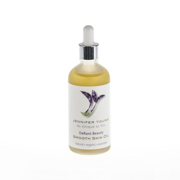 Jennifer Young, Defiant Beauty, Smooth Skin oil, Allwoman,